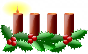 Advent Candle--Week 1-Hope