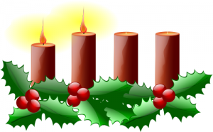 Advent Candles--week 2
