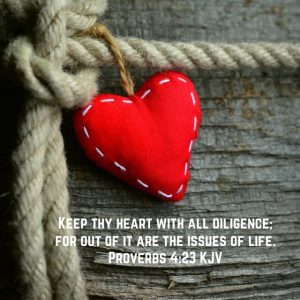 Week 31–Guard Your Heart