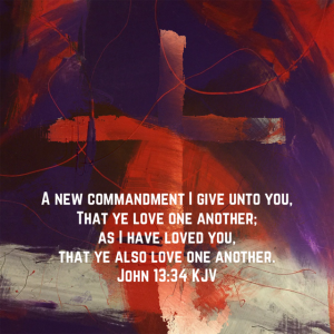 Week 36–Love One Another