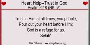 Heart Help–Trust in God